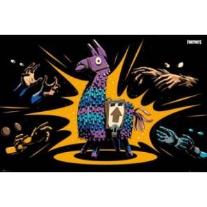 Αφίσα Fortnite - Loot Llama