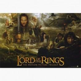 Αφίσα Lord of the Rings - Trilogy