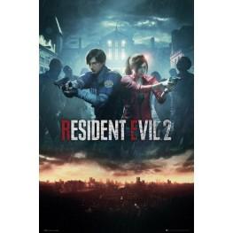 Αφίσα Capcom Resident Evil 2