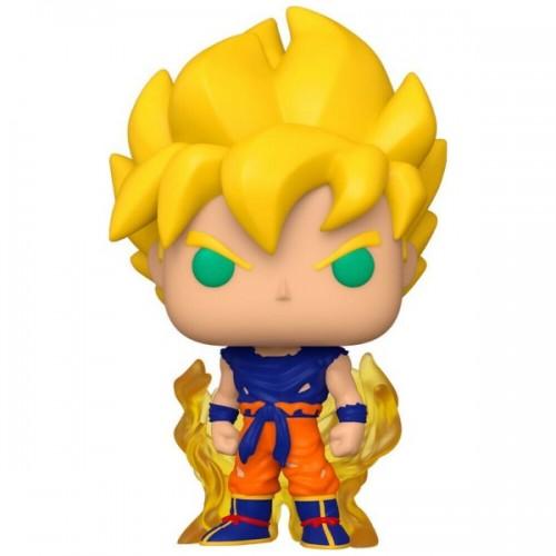 Super Saiyan Goku First Appearance #860 - Dragonball Z S8