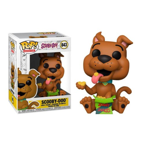 Scooby-Doo with Snacks (Special Edition) #843 - Scooby-Doo