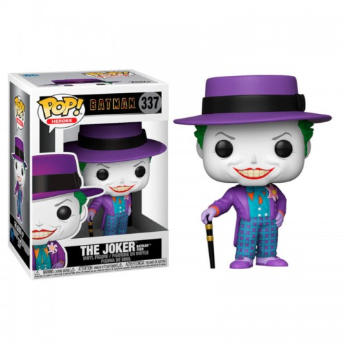 The Joker with Hat #337 - DC Batman 1989