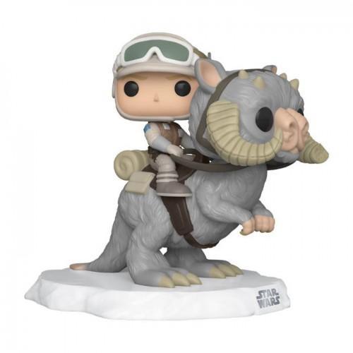 Luke Skywalker with Taun Taun (18cm) #366 - Empire Strikes Back 40 Years Star Wars Deluxe