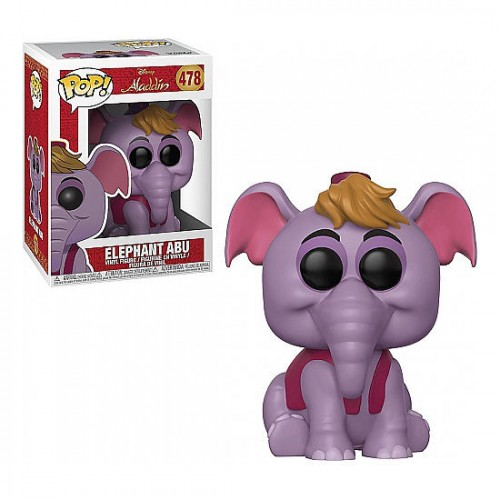 Elephant Abu #478 - Disney Aladdin