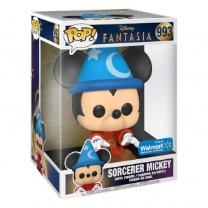 Sorcerer Mickey (Special Edition) (25cm) #993 - Fantasia 80th Disney