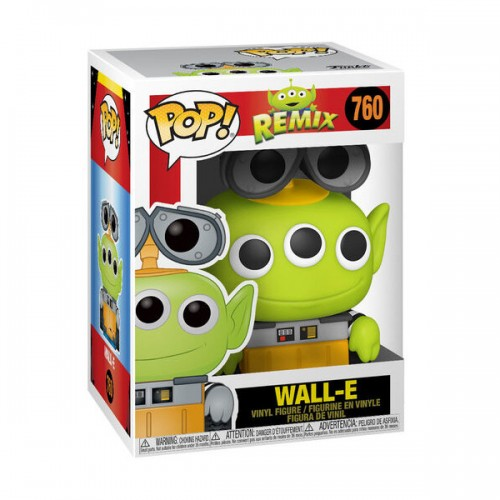 Wall-E #760 - Remix Disney Pixar