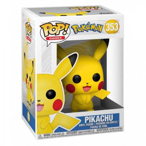 Pikachu #353 - Pokemon