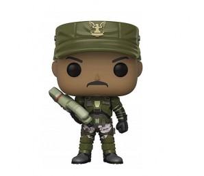 Sgt. Johnson #08 - Halo