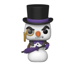 The Penguin Snowman (Special Edition) #367 - DC Holiday Super Heroes