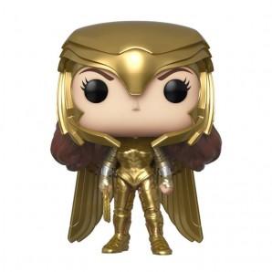 Wonder Woman Golden Armor #323 - WW84 Wonder Woman DC