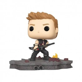 Avengers Assemble Hawkeye (15cm) (Special Edition) #586 - Marvel Avengers Deluxe