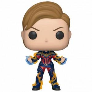 Captain Marvel with New Hair #576 - Avengers Endgame Marvel