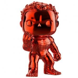 Hulk (Red Chrome) Special Edition #499 - Avengers Endgame Marvel