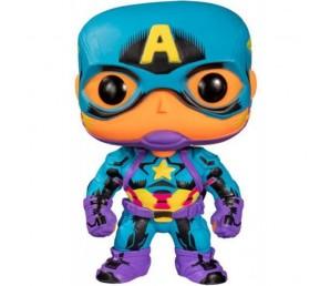 Captain America (Special Edition) #648 - Black Light Marvel