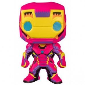 Iron Man (Special Edition) #649 - Black Light Marvel