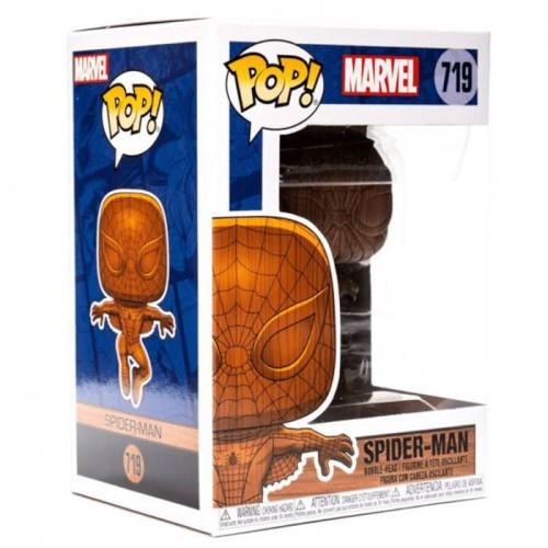 Spider-Man (Wood Deco) (Special Edition) #719 - Marvel