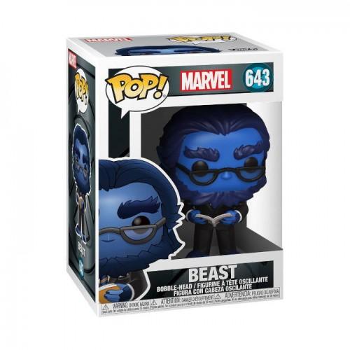 Beast #643 - X-Men 20th Marvel