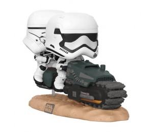 First Order Tread Speeder #320 - Star Wars Ep 9