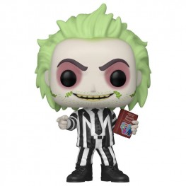 Beetlejuice with HandBook of Recently Deceased (Glows in the Dark) (Exclusive Limited Edition) #1010