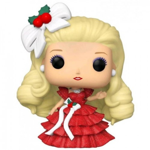 Holiday Barbie 1988 (Special Edition) #08 - Barbie