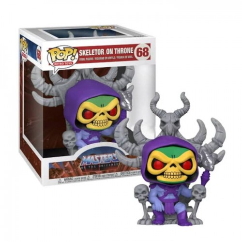 Skeletor on Throne (15cm) (Special Edition) #68 - Master of the Universe