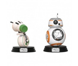 D-0 & BB-8 2Pack (Special Edition) - Star Wars