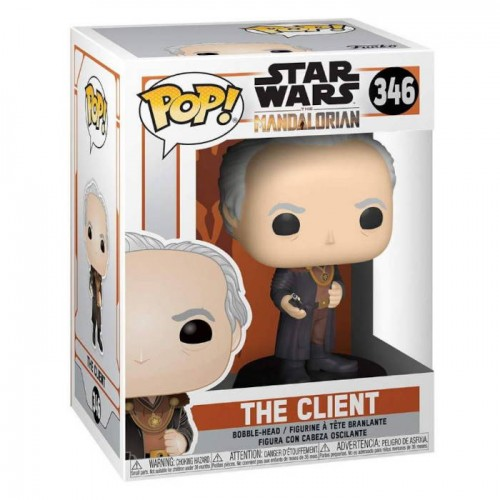The Client #346 - The Mandalorian Star Wars