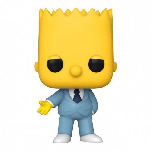 Gangster Bart #900 - The Simpsons