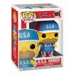U.S.A. Homer #905 - The Simpsons