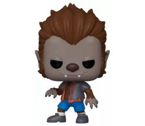 Werewolf Bart (Exclusive Limited Edition) #1034 - The Simpsons Treehouse of Horror