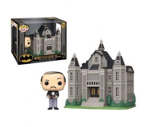 Alfred Pennyworth with Wayne Manor #13 - Batman 80Years DC