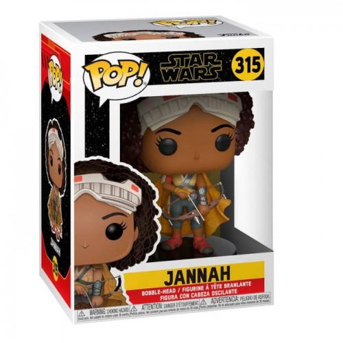 Jannah #315 - Star Wars Ep 9