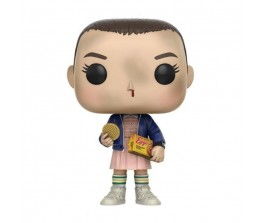 Eleven With Eggos #421 - Stranger Things