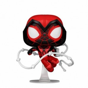 Miles Morales (Crimson Cowl Suit) #770 - Spiderman