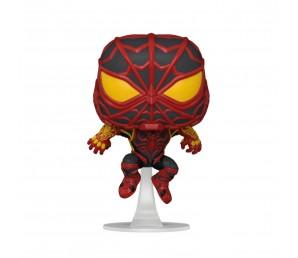 Miles Morales (S.T.R.I.K.E. Suit) #766 - Spiderman