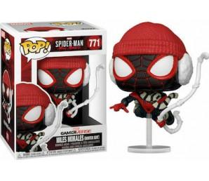 Miles Morales (Winter Suit) #771 - Spiderman