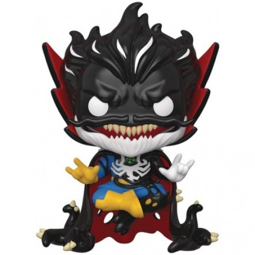 Maximum Venom - Venomized Doctor Strange #602 - Spiderman