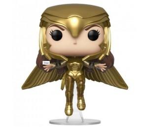 WW84 Wonder Woman Golden Armor Flying #324