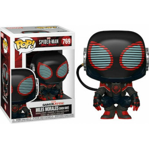 Miles Morales (2020 Suit) #769 - Spiderman