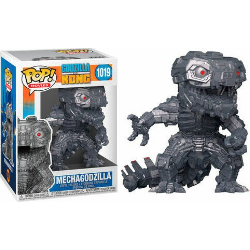 Mechagodzilla (Metallic) #1019 - Godzilla Vs Kong