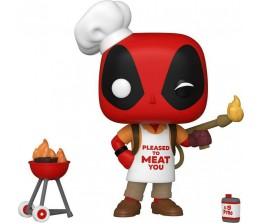 Backyard Griller Deadpool #774 - Deadpool 30th