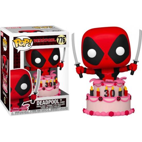 Deadpool in Cake #776 - Deadpool 30th