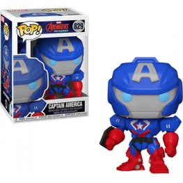 Cap. America #829 - Marvel Mech