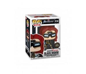 Black Widow (Stark Tech Suit) #630 Chase - Avengers Gameverse Marvel
