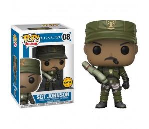 Sgt. Johnson #08 Chase - Halo
