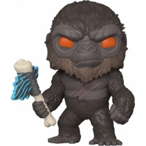 Kong with Battle Axe #1021 - Godzilla VS Kong