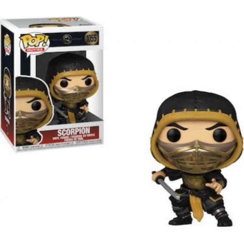 Scorpion #1055 - Mortal Kombat