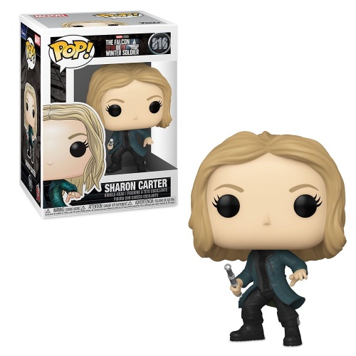 Sharon Carter #816 - The Falcon and the Winter Soldier